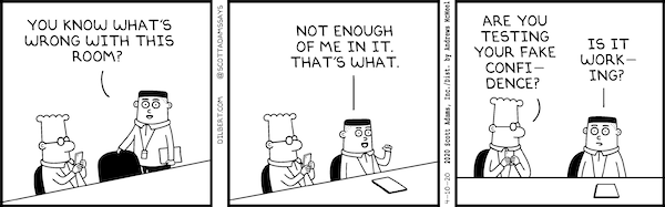 Recent Dilbert